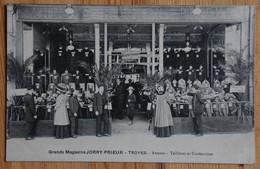 10 : Troyes - Grands Magasins Jorry-Prieur - Annexe - Tailleurs Et Confections - Animée : Belle Animation - (n°20367) - Troyes