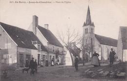Jussy-le -Chaudrier    Place De L'église - Altri Comuni
