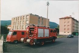 RETOURNAC Centre De Secours Aout 1996 - Retournac