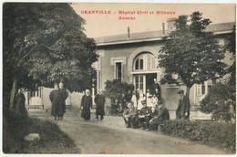 - GRANVILLE. - Hôpital Civil Et Militaire Annexe - Granville