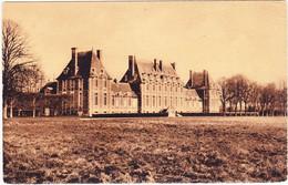 Saint-Aubin D'Ecrosville  -  Château Façade Sud - Saint-Aubin-d'Ecrosville