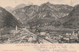 Cartolina - Postcard /   Viaggiata - Sent /  Pontebba, Confine. - Other Cities