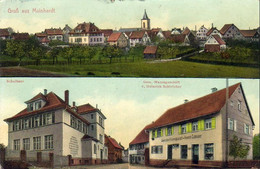 ALLEMAGNE  Gruß Aus MAINHARDT - Schwaebisch Hall