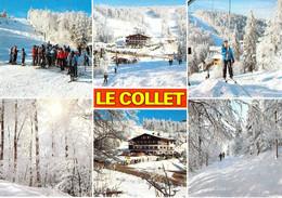 88 - Le Collet - Les Pistes De Ski Alpin Et De Ski De Fond - Multivues - Unclassified
