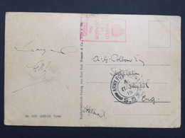 GB George V 1919 WW1 Postcard Army Post Office S63 - Bonn Germany With Censor Cachet - Covers & Documents