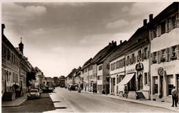 Allemagne102Kenzingen - Haupststrabe Rue PrincipaleEcrite1954 - Sonstige