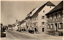 Allemagne104Kenzingen - Gasthaus Zum Engel- Auberge De L'angeEcrite1954 - Sonstige