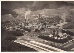 Kaliwerke Salzdetfurth - Schacht I Mit Fabrikanlagen - 21 - Old Postcard - Germany - Unused - Bad Salzdetfurth