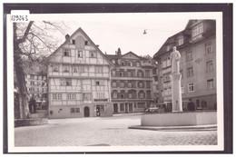 ST GALLEN - GALLUSPLATZ - TB - SG St. Gallen
