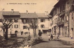 Savoie, Conflans, La Place     (bon Etat) - Other Municipalities
