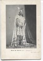 CPA - JOSE De TREVI - OPERA De PARIS - Photo Datée Le 15/10/1933 ... - Opéra