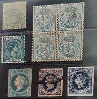 Cuba Y Antillas. Lote. - Cuba (1874-1898)