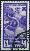 1938 AOI Africa Orientale Italiana A15 USATO - Italian Eastern Africa