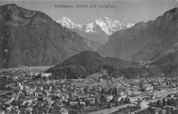Interlaken (Suisse) - Mönch Und Jungfrau - BE Bern