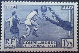 R1491/352 - 1938 - COUPE DU MONDE DE FOOTBALL - N°396 NEUF** - Nuovi