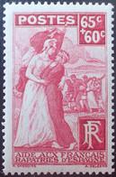 R1491/354 - 1938 - N°401 NEUF** - Nuovi