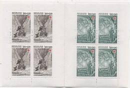 CARNET -CROIX ROUGE 1982 -N°2031 : LUXE - Rotes Kreuz