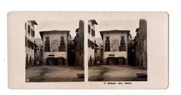 "12264 "" GARDASEE-TORRI-EDELSITZ "" -VERA FOTO - Stereo-Photographie"