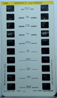 LESTRADE :   1706   SAVOIE  N° 6  :  LAC D'ANNECY - Visionneuses Stéréoscopiques