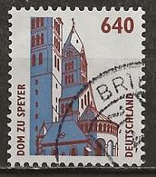 ALLEMAGNE (RFA): Obl.,, N° YT 1643, TB - Usati