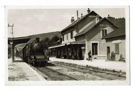 Divonne Les Bains La Gare Locomotive - Divonne Les Bains