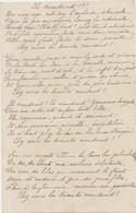 Yssingeaux, Chanson, Les Touristes Viendront, 5 Coqs, Voute Sur Loire, Tourelle, Lignon, Barnier, Glavenas, Mezenc, 1895 - Musica Popolare