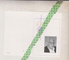 Marcel Tordoir-Deblauwe, Vaucelles 1932, Assebroek 1996 - Obituary Notices