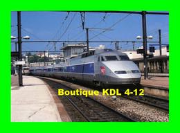 RU 0776 - TGV Sud-est Rame N° 35 En Gare - DIJON - Côte D'Or - SNCF - Dijon