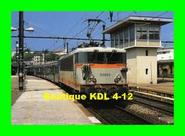 RU 0777 - Train - Loco BB 25683 En Gare - DIJON - Côtes D'Or - SNCF - Dijon
