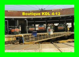RU 0779 - Locos Et Locotracteurs Au Dépôt - DIJON PERIGNY - Côte D'Or - SNCF - Dijon