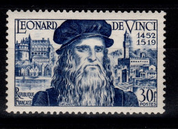 YV 929 N** Leonard De Vinci Cote 10 Euros - Neufs