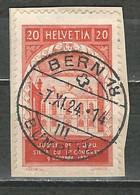 SBK 167, Mi 192 O Bern 18 Bümpliz - Used Stamps