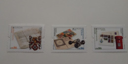 PORTUGAL + ACORES + MADERE - EUROPA 2020 - Unused Stamps