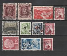 Deutschland (Saargebiet/Saarland) - Lot Gestempelt (2645) - Lots & Kiloware (mixtures) - Max. 999 Stamps