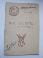 FRANCE Algérie Française Guide Touristique Remis En 1948 Au 15 Iéme Régiment Tirailleurs Sénégalais De Philippeville - Documents