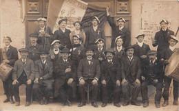 Conscrits Classe 1914 - Carte-Photo Marcellin, BELLEY - Belley