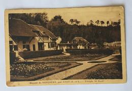 Carte Postale Ancienne - Eure Et Loir- Manoir De Boncourt - Non Classificati