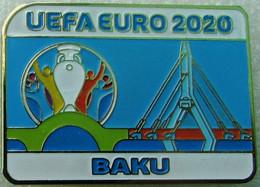 Pin EURO 2020 Host City Baku - Calcio