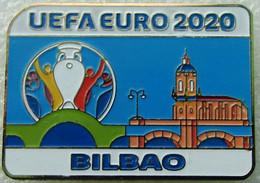 Pin EURO 2020 Host City Bilbao - Calcio