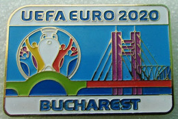 Pin EURO 2020 Host City Bucharest - Calcio