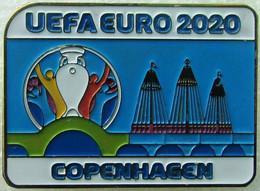 Pin EURO 2020 Host City Copenhagen - Calcio