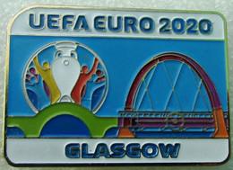 Pin EURO 2020 Host City Glasgow - Calcio