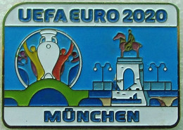 Pin EURO 2020 Host City Munich - Calcio