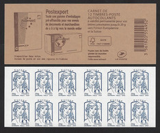 CARNET  MARIANNE DE CIAPPA EUROPE - Definitives