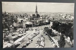 Brüssel Bruxelles Vue Ensemble De La Ville/ Tram/old Cars - Altri