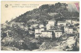 Cpa Corse - Serra Di Scopamène - Quartiers De Poggio, Cadipretto Et Costa - Other Municipalities