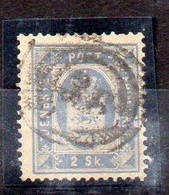 Dinamarca Sello Servicio N ºYvert 1 O - Dienstzegels