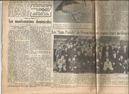 Pérenchies-societé-colombophile-les Sans Pareils-31-01-1950 - Other Municipalities