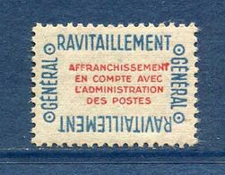 ⭐ France - Timbres De Service - YT N° 15 A ** - Neuf Sans Charnière - 1943 ⭐ - Neufs