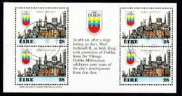1988 Dublin. Ir06 - Blokken & Velletjes